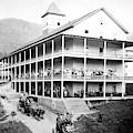 Adirondack Hotel, 1889 by Granger
