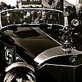 Adolf Hitler's 1941 Mercedes-benz 770-k Touring Car Sold At Auction Scottsdale Arizona 1973 by David Lee Guss