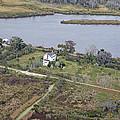 Aerial Near Jekyll Island by Betsy Knapp