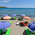 Agia Marina Beach by George Atsametakis
