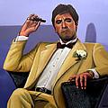 Al Pacino by Paul Meijering