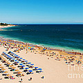 Albufeira Beach by Luis Alvarenga