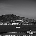 Alcatraz Island by Mountain Dreams