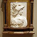Alexander The Great By Andrea Del Verrocchio by Cora Wandel