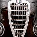 Alfa Romeo Milano Grille Emblem by Jill Reger
