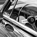 Alfa Romeo Steering Wheel by Jill Reger