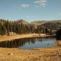 Alpine Lake by Jeff Swan