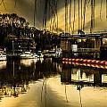 Alyesford Lock by Dawn OConnor