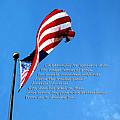 America The Beautiful - Us Flag By Sharon Cummings Song Lyrics by Sharon Cummings