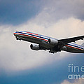 American Airlines Boeing 777 by Rene Triay Photography