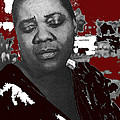 American Blues Singer Bessie Smith Unknown Date-2013 by David Lee Guss