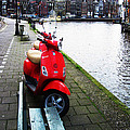 Amsterdam Landscape by Bridget Brummel