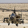 An Ah-64a Peten Attack Helicopter by Ofer Zidon