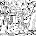 Anabaptist Family by Granger