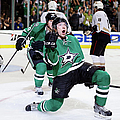 Anaheim Ducks V Dallas Stars - Game by Tom Pennington