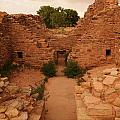 Anasazi Ruins  by Jeff Swan