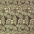 Anemone Design by William Morris