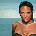Angelina Jolie by Paul Meijering