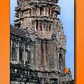 Angkor Wat Cambodia 2 by Jeff Brunton
