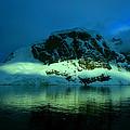 Antarctic Fiord by Amanda Stadther