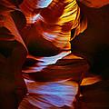 Antelope Canyon - Arizona by Yefim Bam