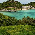 Antigua Long Bay by Luis Alvarenga