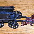 Antique Cast Iron Toy by Sherman Perry