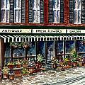 Antique Shop by Steven Schultz