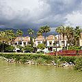 Apartment Houses In Marbella by Artur Bogacki