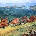 Appalachian Autumn by Mary Lynne Powers