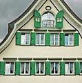 Appenzell Switzerland's Famous Windows by Ginger Wakem