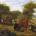 Apple Gathering by Jerome Thompson