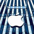 Apple In The Big Apple by Allen Beatty