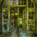 Arch Door by Nathan Wright