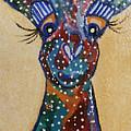 Girafe Art by Pikotine Art