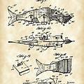 Artificial Bait Patent 1923 - Vintage by Stephen Younts