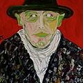 Artist Marsden Hartley by Troy Thomas
