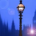 As Night Falls by Edmund Nagele