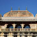 Asia, India Amber Palace by Kymri Wilt