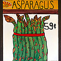 Asparagus by Curtis Rose