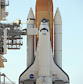 Atlantis Space Shuttle by Science Source