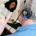 Audiometry Test by Aj Photo/science Photo Library
