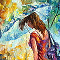 Aura Of Autumn 1 by Leonid Afremov