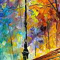 Aura Of Autumn 2 by Leonid Afremov