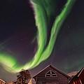 Aurora Borealis, Norway by Babak Tafreshi