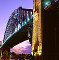 Australia, Sydney, Harbor Bridge by Panoramic Images