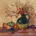 Autumn Colors by Sherri Crabtree