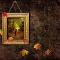 Autumn Frame by Amanda Elwell