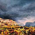 Autumn Wine by Bonny Roberts