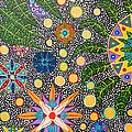 Ayahuasca Vision by Howard Charing